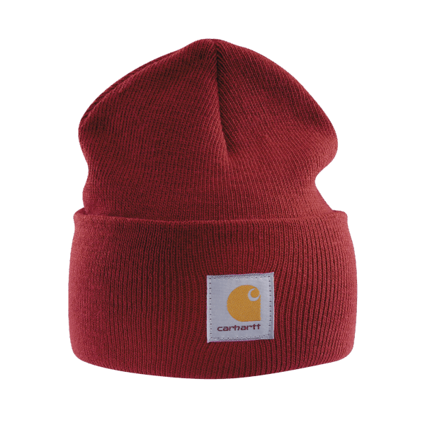 Carhartt Watch Hat Independence Red