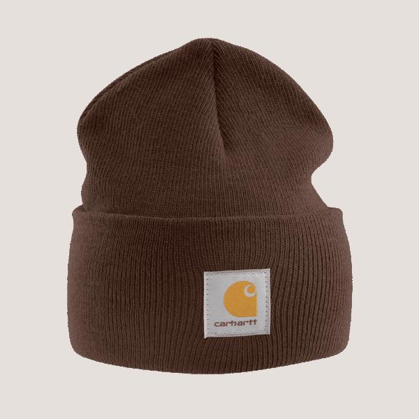 Carhartt Watch Hat Dark Brown DKB