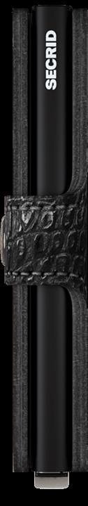 Secrid Miniwallet - Nile - black