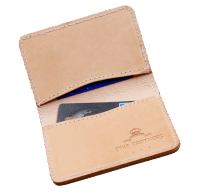 Pike Brothers 1965 Cardholder Natural