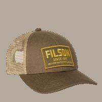 Filson Mesh Snap Cap - tobacco