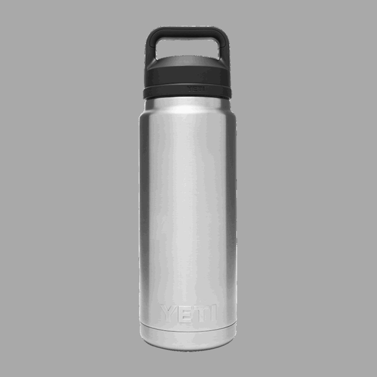 YETI Rambler 24oz Bottle Chug- steel