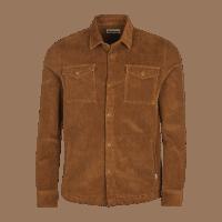 Barbour Cord Overshirt - sandstone