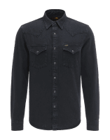 LEE Western Shirt - black