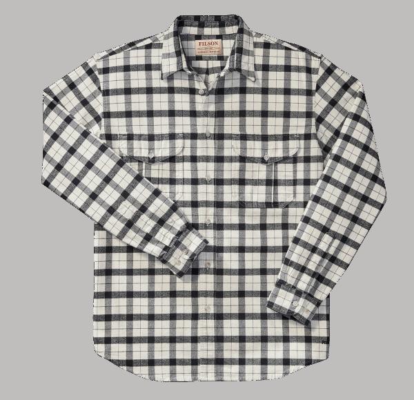 Filson Alaskan Guide Shirt cream-black