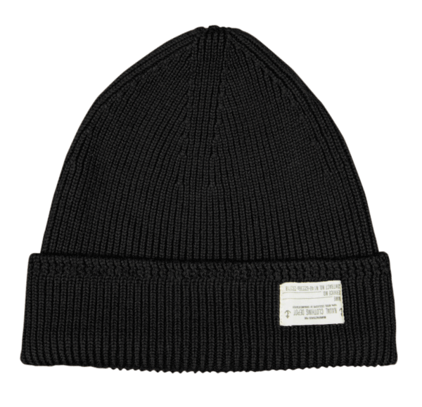 Pike Brothers C-1 Watch Cap Black