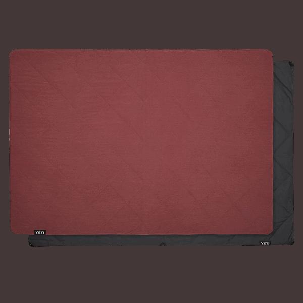 YETI Lowlands Blanket - red