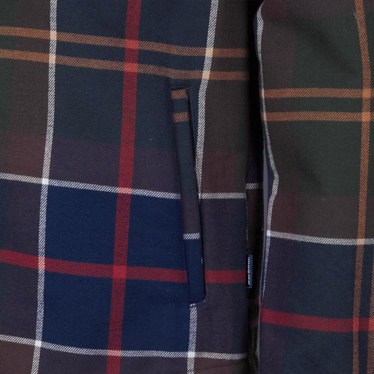 Barbour Cannich Overshirt - classic tartan