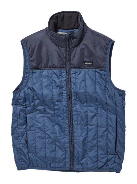 Filson Ultra Light Vest - blue