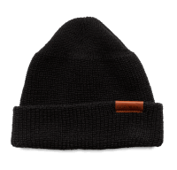 Red Wing Merino Beanie - Black
