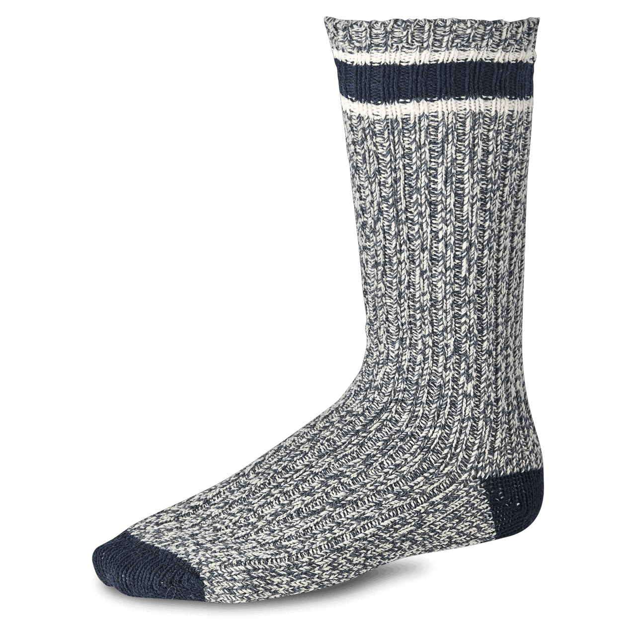 Red Wing Cotton Ragg Sock - slate