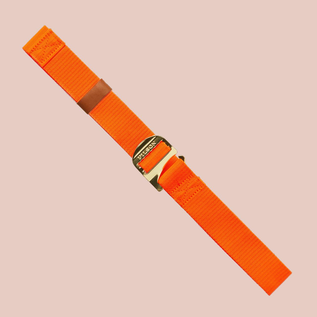 Filson Togiak Belt - flame