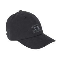 Deus Automatica Cap - Washed Black