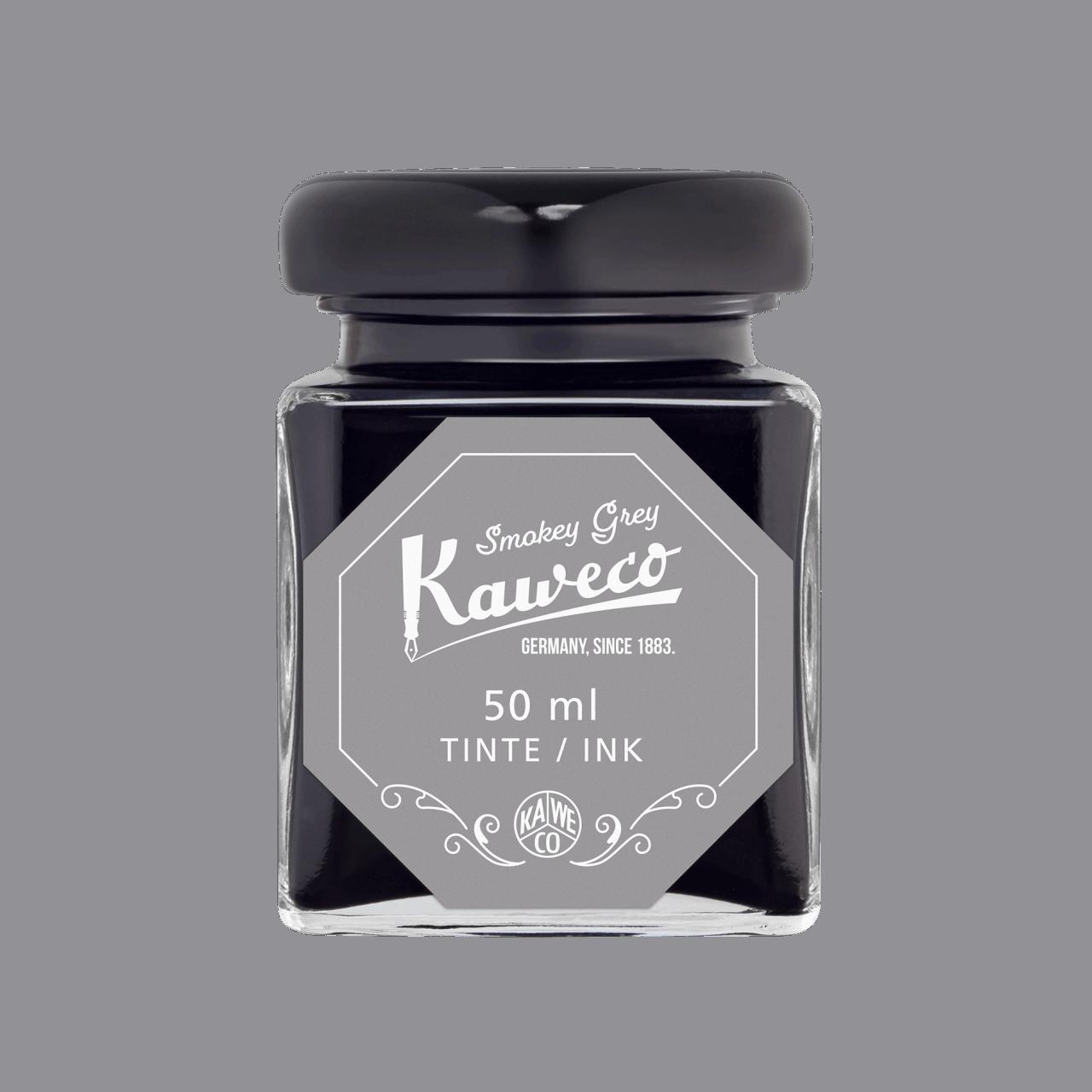 Kaweco Tintenglas Rauchgrau 50 ml