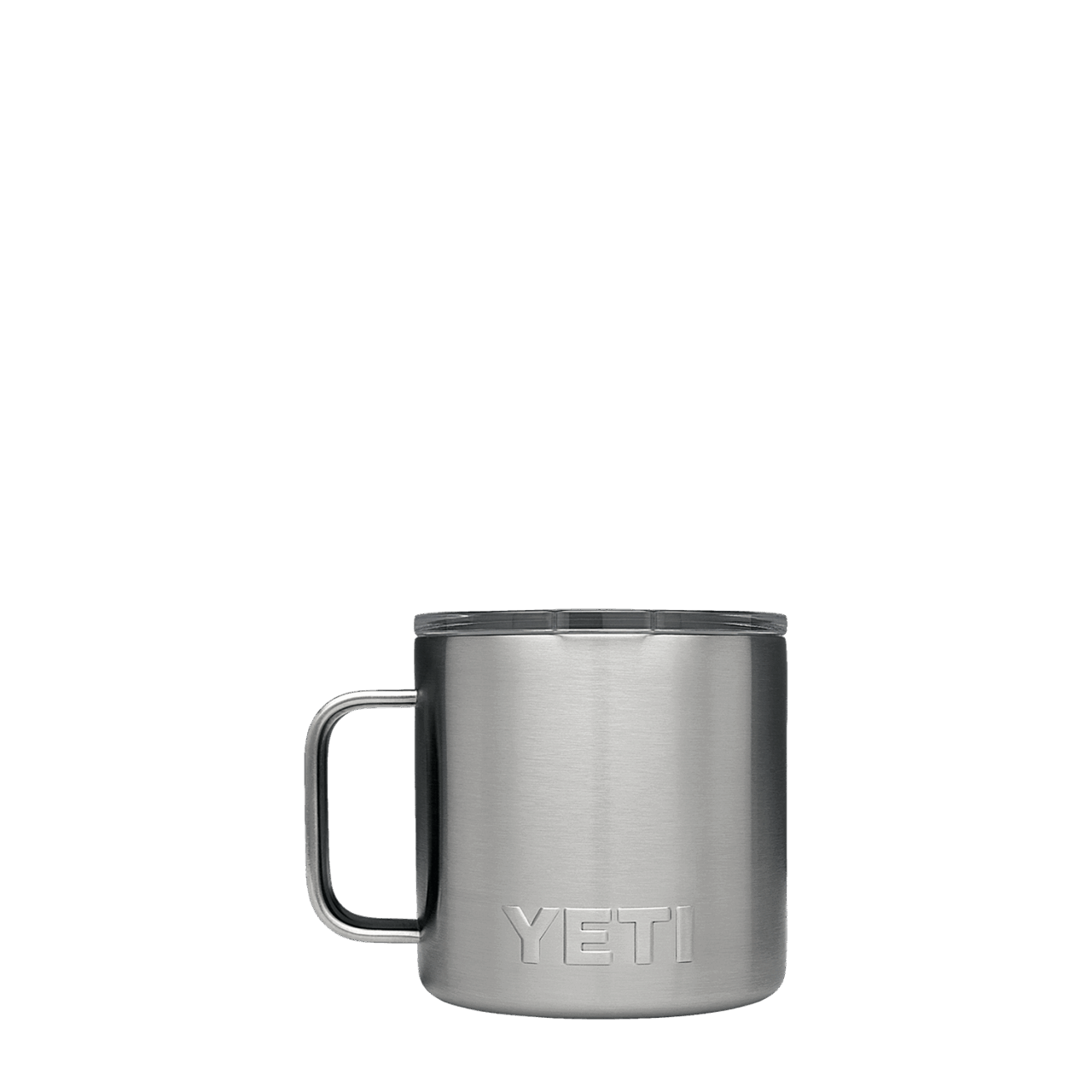YETI Rambler Tasse - steel