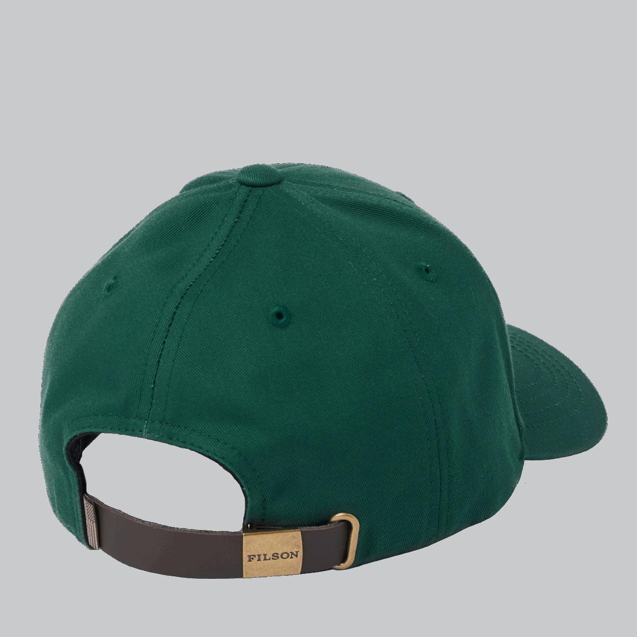 Filson Logger Cap - darkgreen