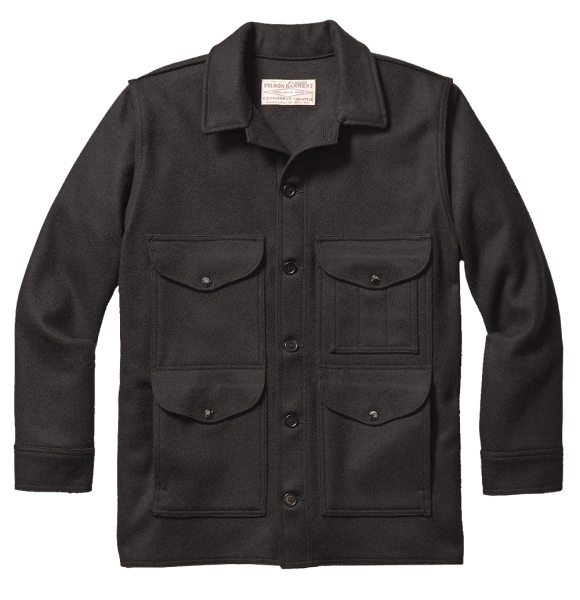 Filson Mackinaw Cruiser - Charcoal