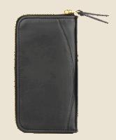 Opus Long Wallet - black