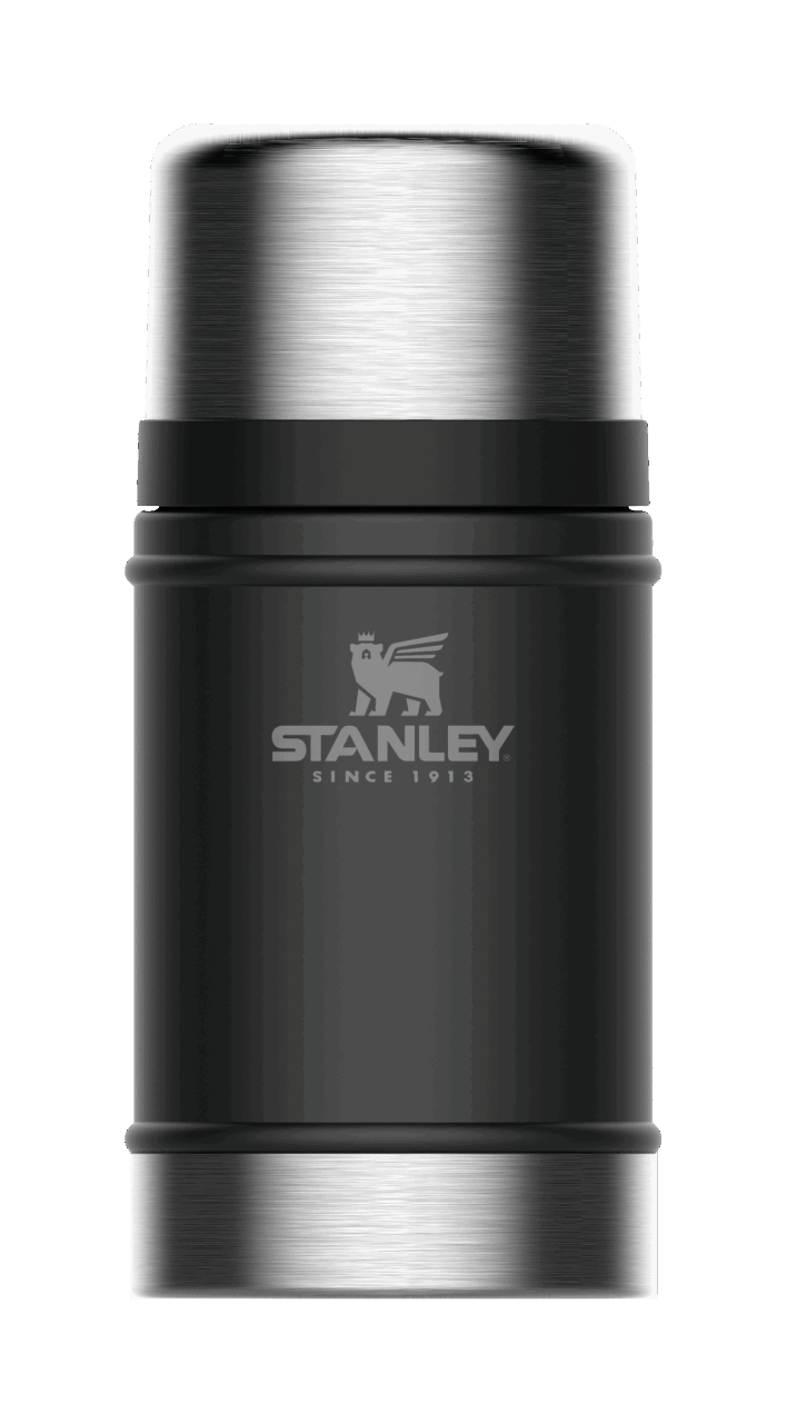 Stanley Classic Food Container 0,7L - Schwarz