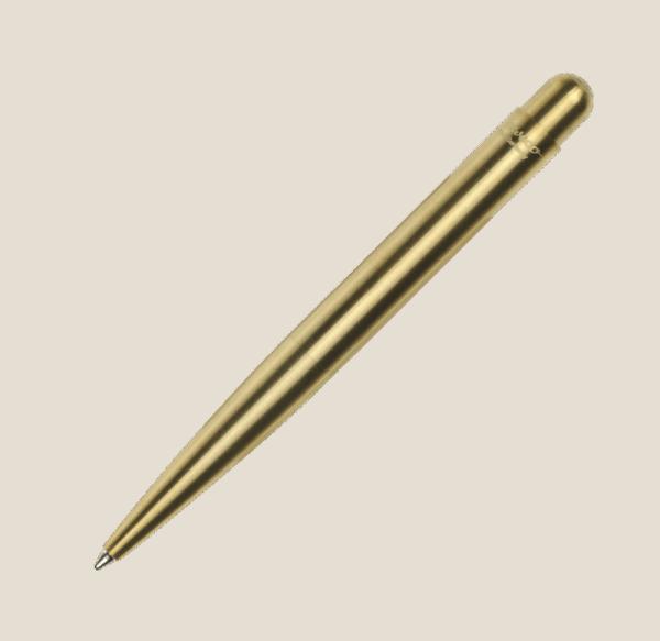 Kaweco LILIPUT Kugelschreiber Messing