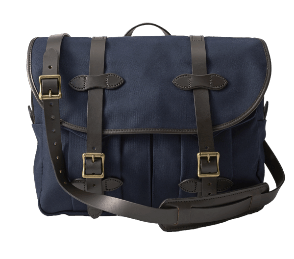 Filson Medium Field Bag - Navy