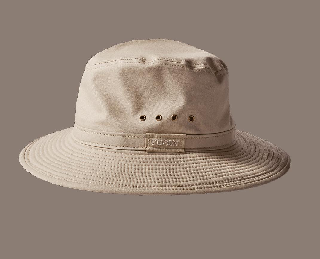 Filson Summer Packer Hat - Dessert Tan