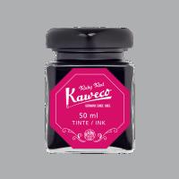 Kaweco Tintenglas Rubinrot 50 ml