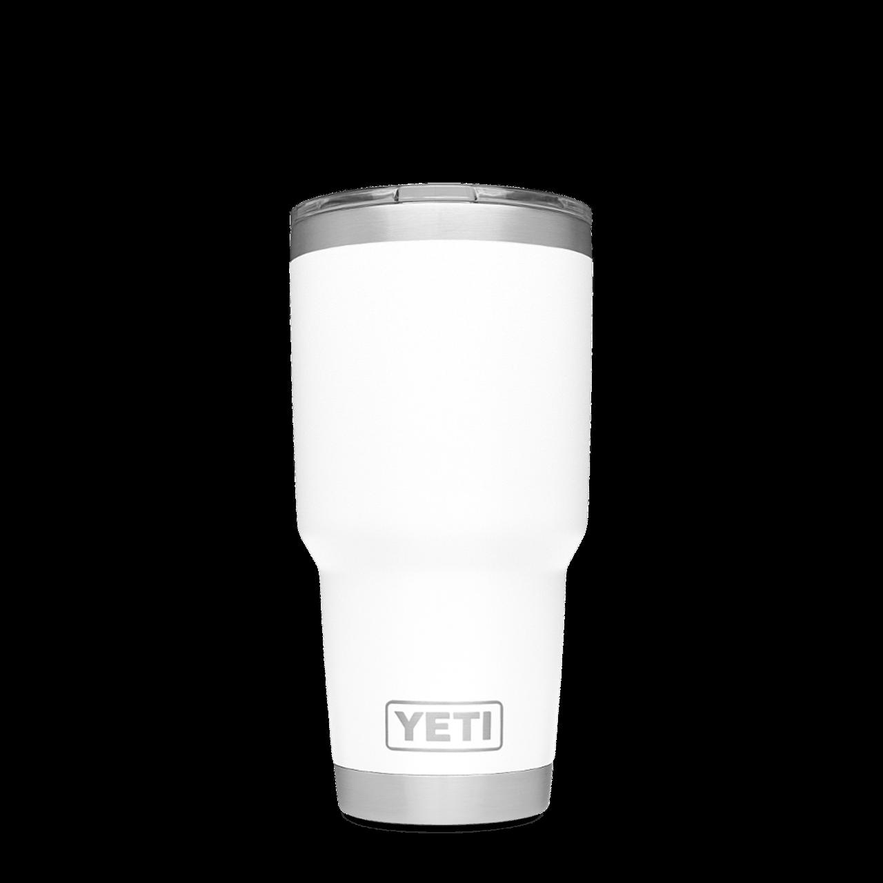 YETI Rambler 30oz - white