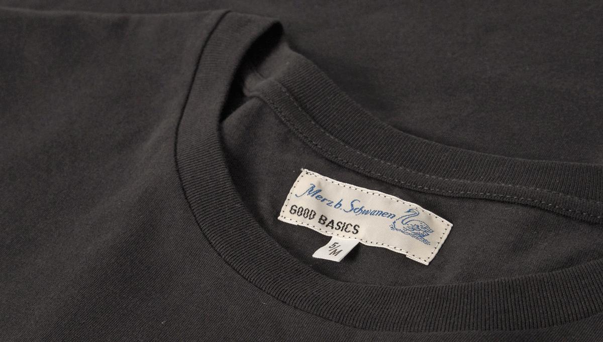 Merz beim Schwanen Basic T-Shirt - Black