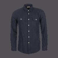 Barbour Bicklow Shirt - navy