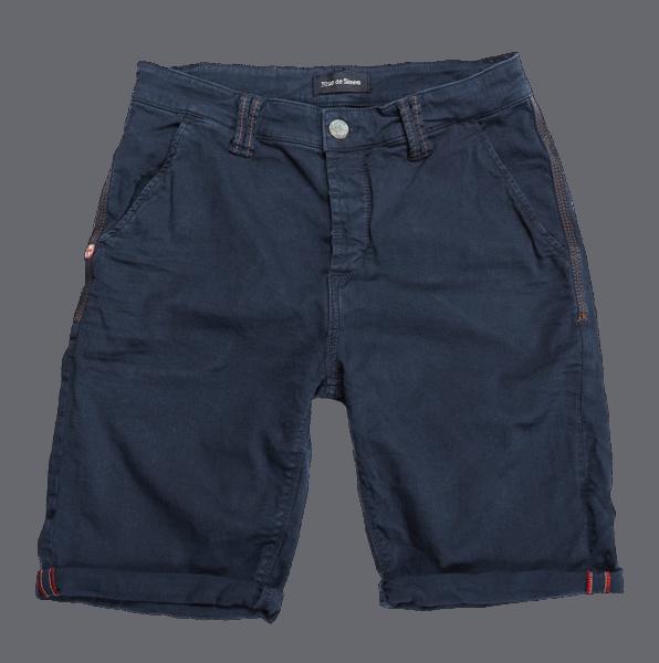 BLUE DE GENES Paulo Pavia N12 Shorts, navy