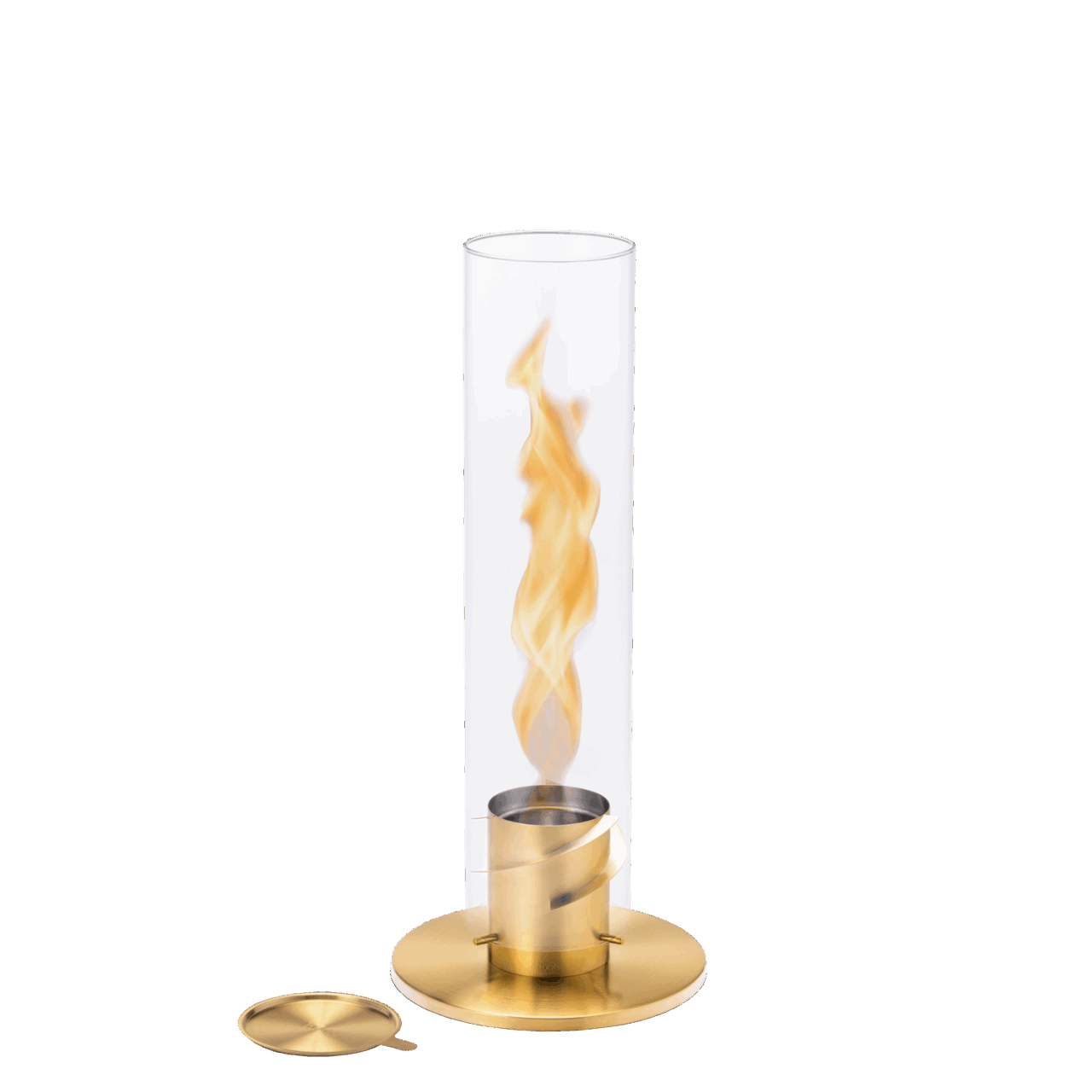 SPIN 90 Table Fire gold