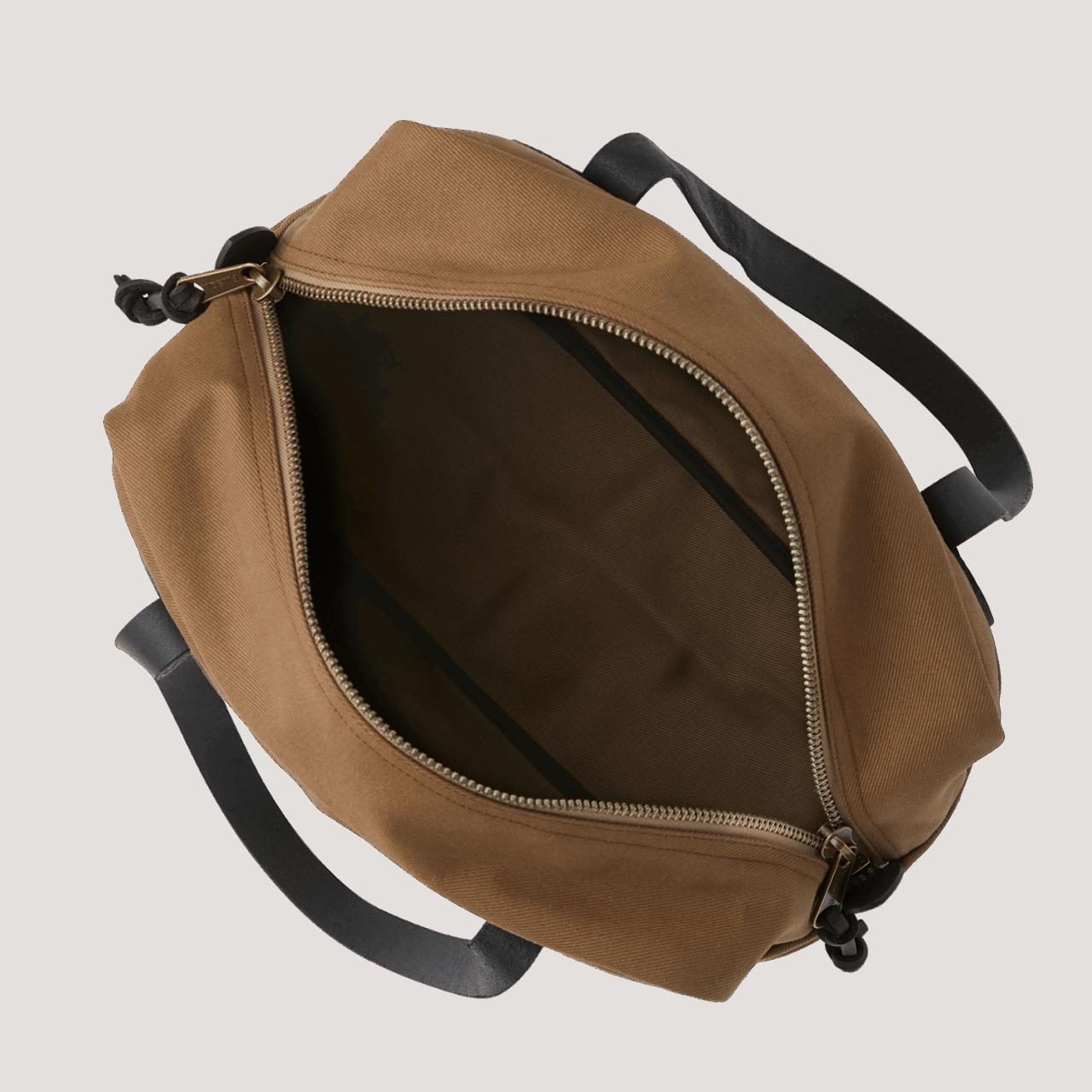 Filson Smokey Bear Zip Tote Bag - Sepia