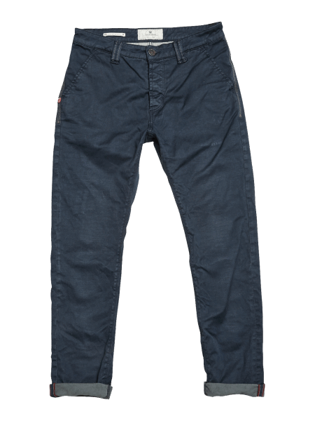 BLUE DE GENES Paulo Pocket R18 Dark Jeans
