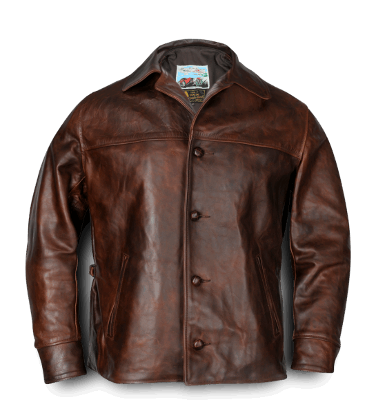 Aero Leather Teamster brown