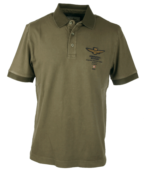 Aeronautica Militare POLO - olive
