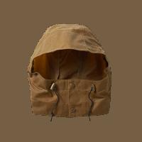 Filson Tin Cloth Hood