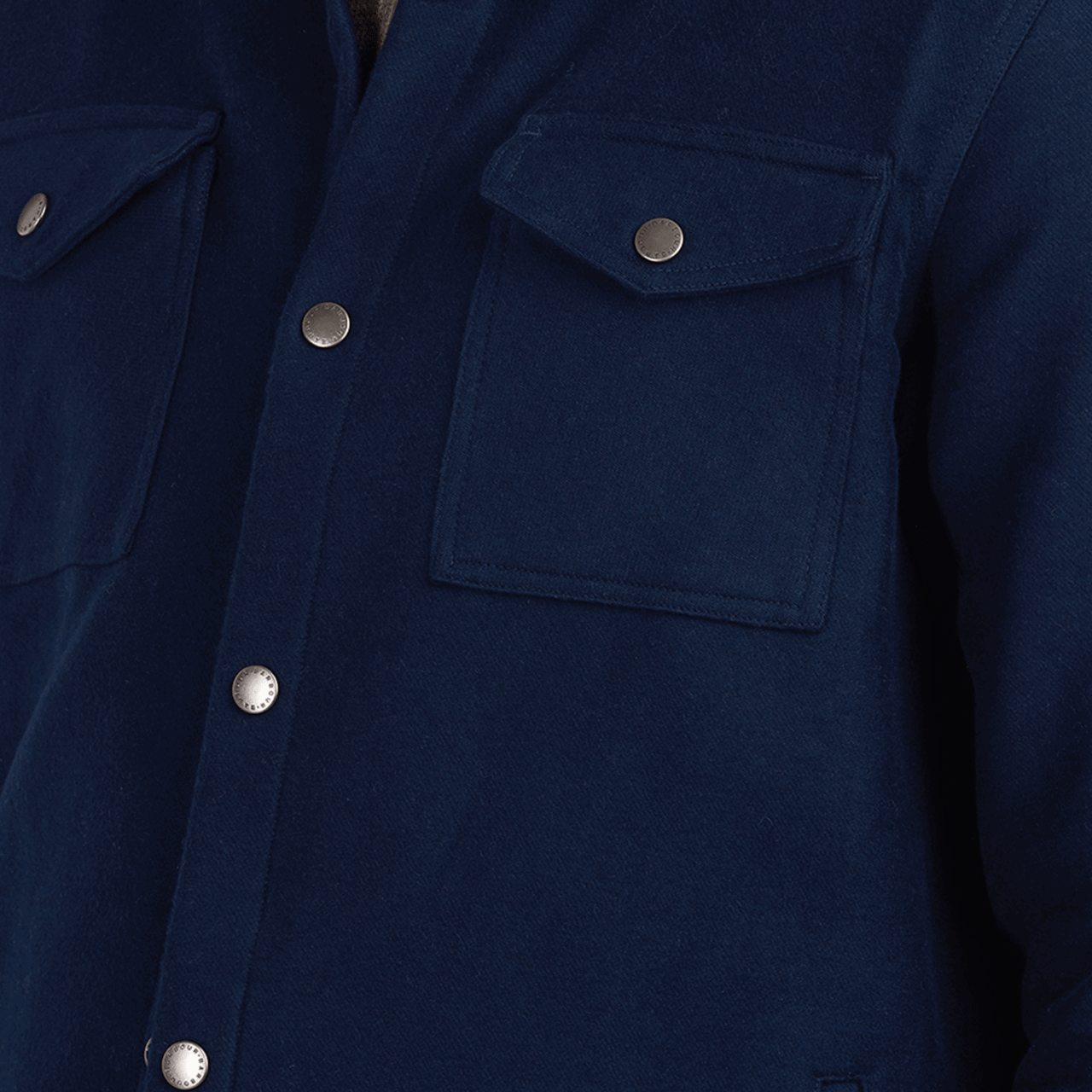 Barbour Carrbridge Overshirt - navy