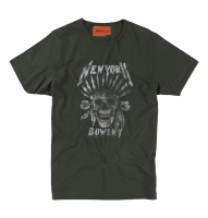 Bowery NYC - New York Skull - Mountain