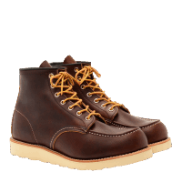 Red Wing 8138 Moc - Briar Oil Slick