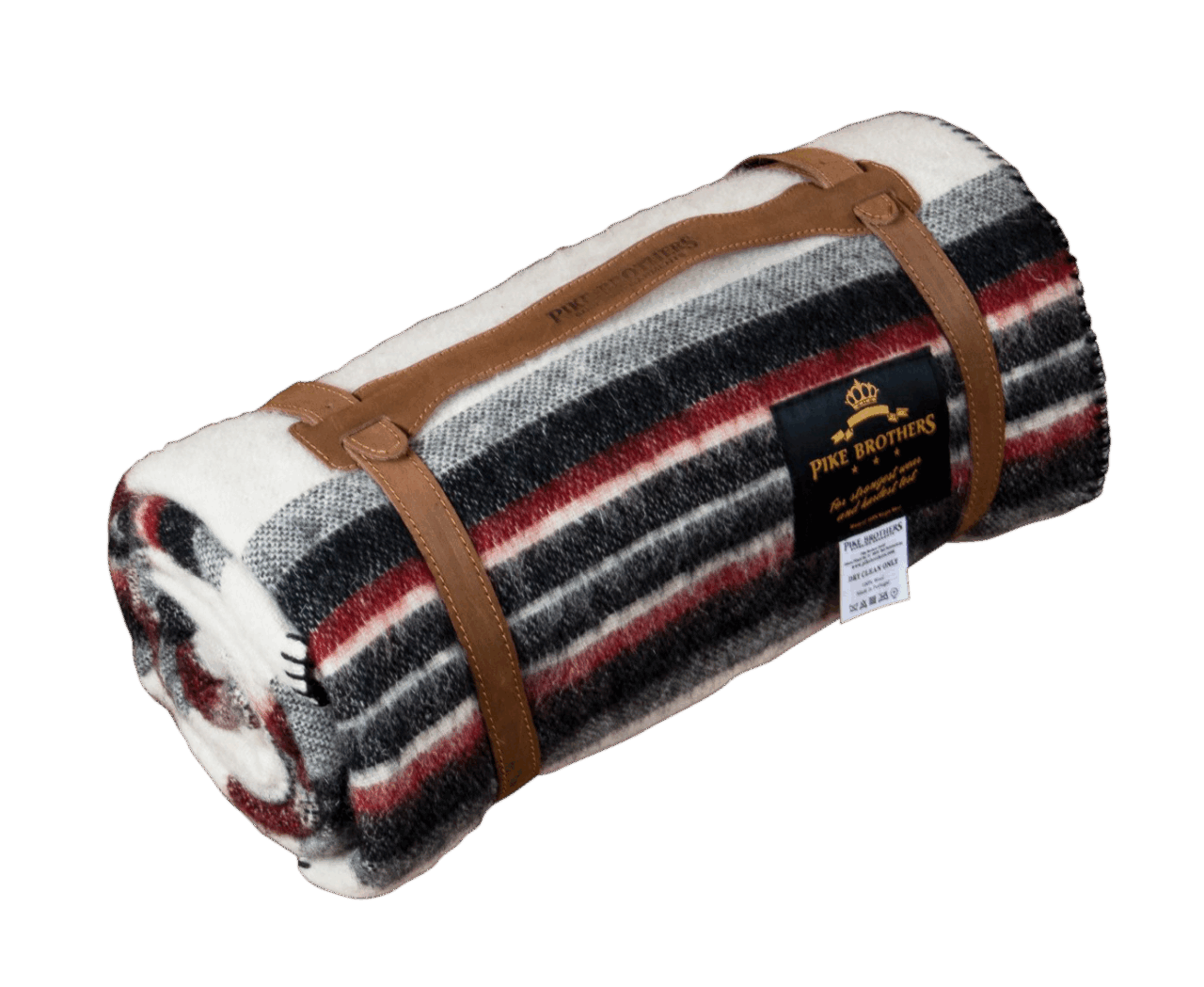 Pike Brothers 1969 Chimayo Blanket - Red