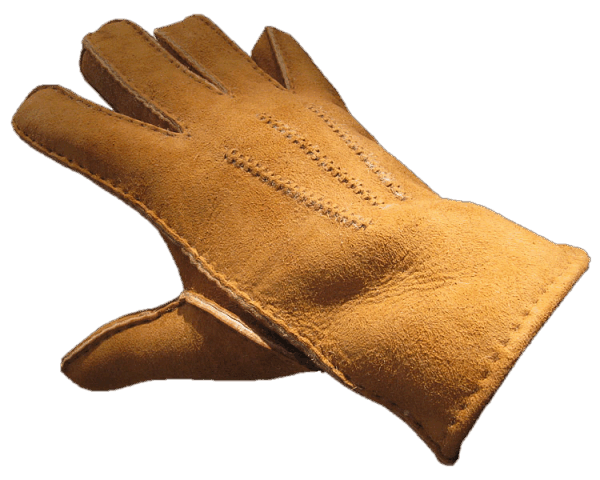 MERINO SHEEPSKIN GLOVES TAN