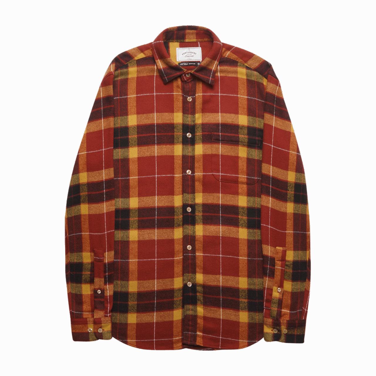 Portuguese - Baviera Check Shirt