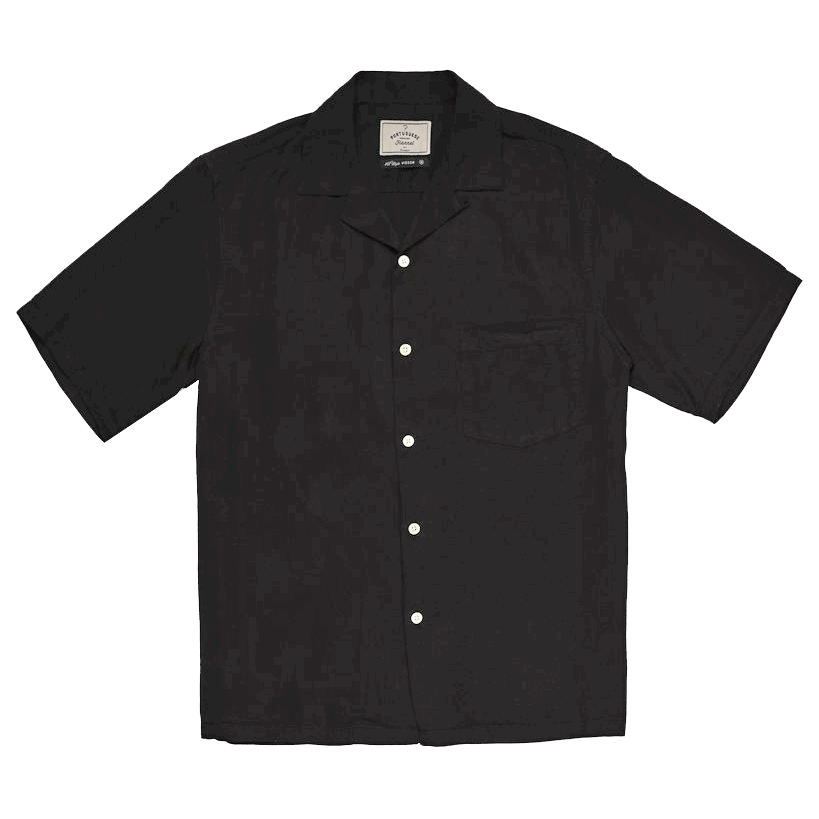 Portuguese Dogtown Shirt - black