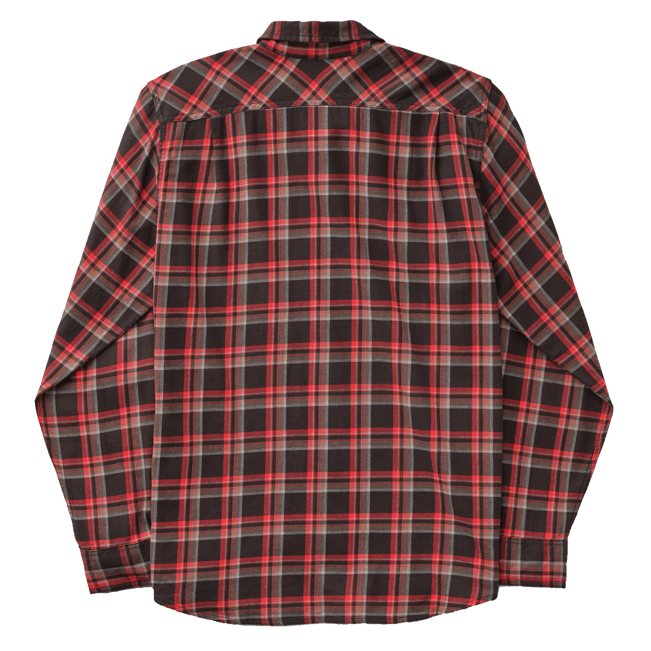 Filson Scout Shirt Shirt black-red-brown