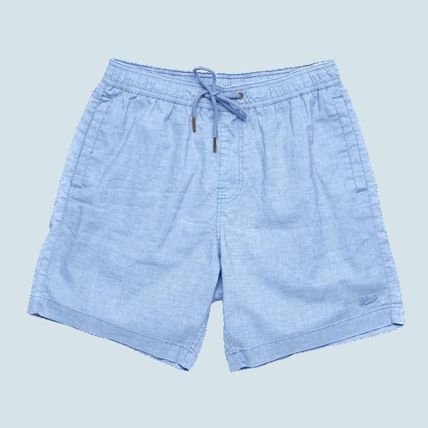 Deus Sandbar Hemp Mesh Shorts - Barrel Blue