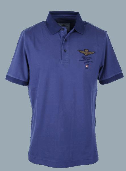 Aeronautica Militare POLO - blau