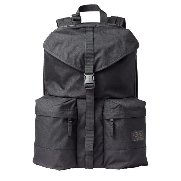 Filson Ripstop Nylon Backpack 32l - black