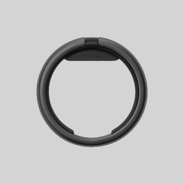 Orbitkey Ring All Black