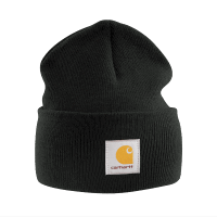 Carhartt Watch Hat Black BLK